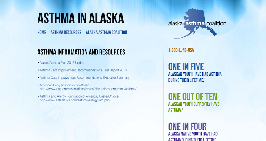 Asthma in Alaska Resources Preview