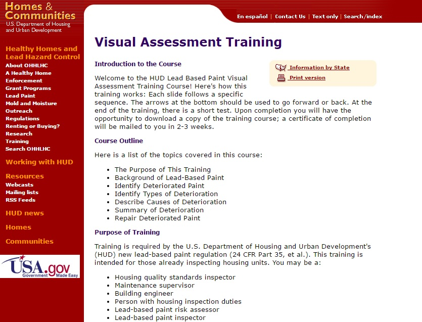 Visual Lead Assessment Preview