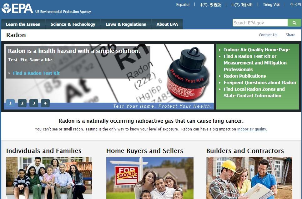 Information on Radon Preview