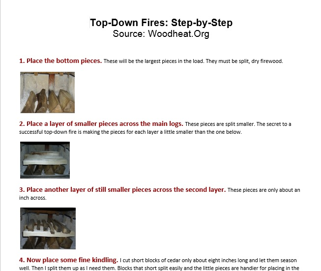 How to Build a Top-Down Fire Preview