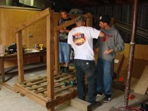 makah woodshed
