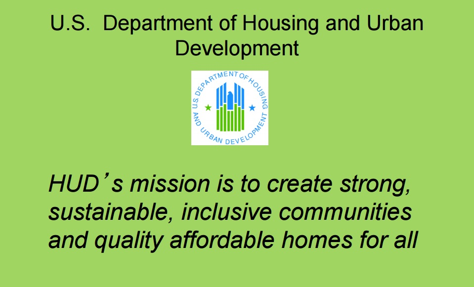 HUD Funding Preview