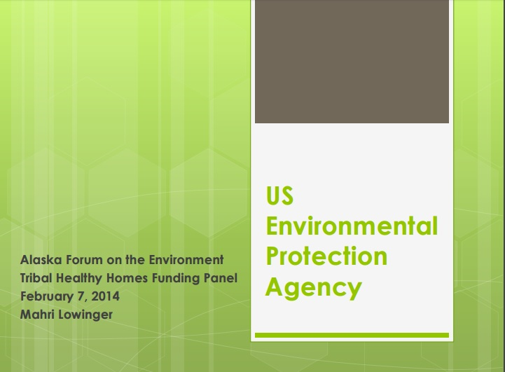 EPA Grant Opportunities Preview