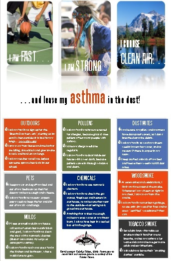 Asthma Teen Poster Preview