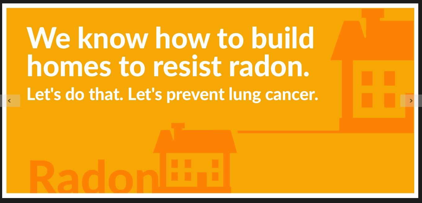 Radon Fact Sheet #6 Preview