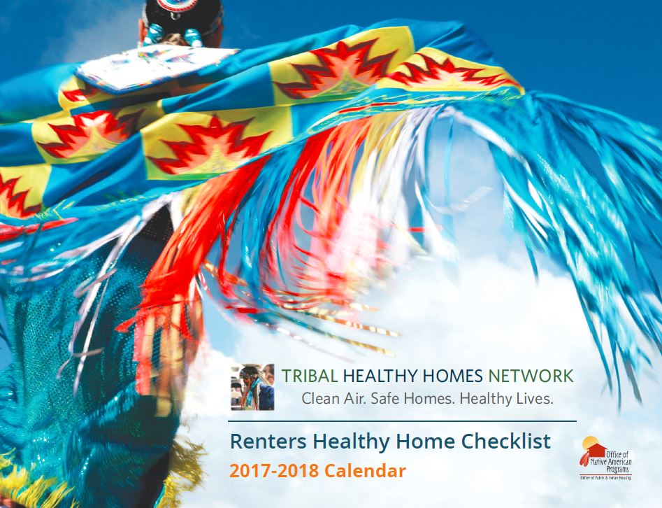 THHN Renters Healthy Home 2018 Calendar Preview